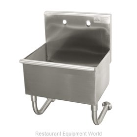 Advance Tabco WSS-14-21 Sink, (1) One Compartment