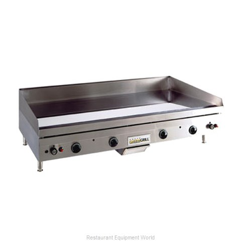 ANETS A24X48GC Griddle Counter Unit Gas