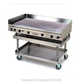 ANETS A24X48GLD Griddle Counter Unit Gas