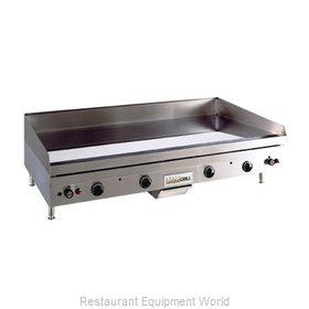 ANETS A24X72 Griddle, Gas, Countertop