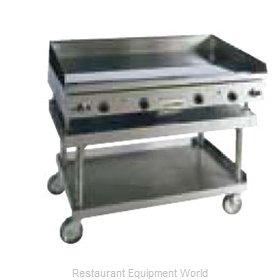 ANETS AGS24X24U Equipment Stand for Countertop Cooking
