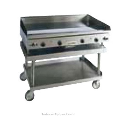 ANETS AGS24X48 Equipment Stand for Countertop Cooking