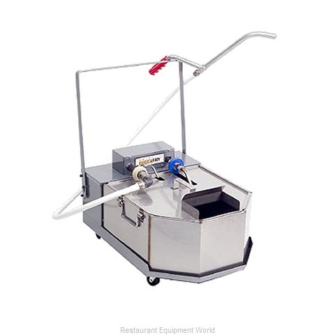 ANETS FFM80 Fryer Filter Mobile 80 lb. Capacity