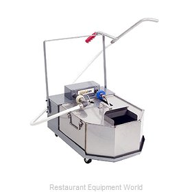 ANETS FFM80 Fryer Filter, Mobile