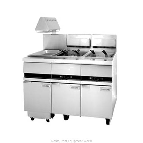 ANETS FILTII14 Fryer Filter Cabinet
