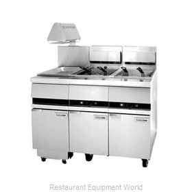 ANETS FILTII14W Fryer Filter Cabinet