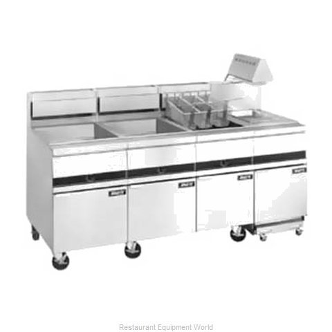 ANETS FILTII18 Fryer Filter Cabinet