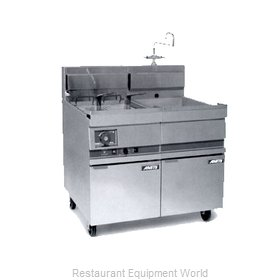 ANETS GPC14 Pasta Cooker, Gas