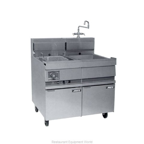 ANETS GPC18 Pasta Cooker, Gas