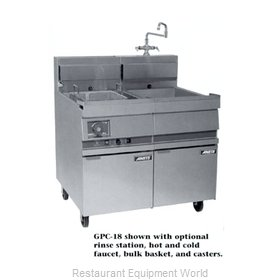 ANETS GPC18AA Pasta Spaghetti Cooker Gas