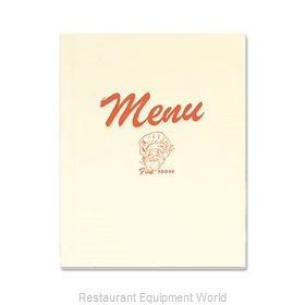 Alegacy Foodservice Products Grp 107 Menu Cover
