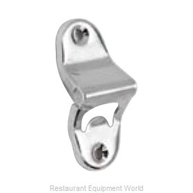 Alegacy Foodservice Products Grp 1197S Bottle Opener, Mounted/Field Installed
