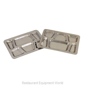 Alegacy Foodservice Products Grp 1216SS Tray, Compartment, Metal