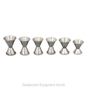 Alegacy Foodservice Products Grp 1293 Jigger