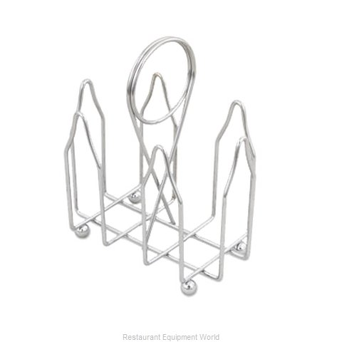 Alegacy Foodservice Products Grp 177 Condiment Caddy, Rack Only