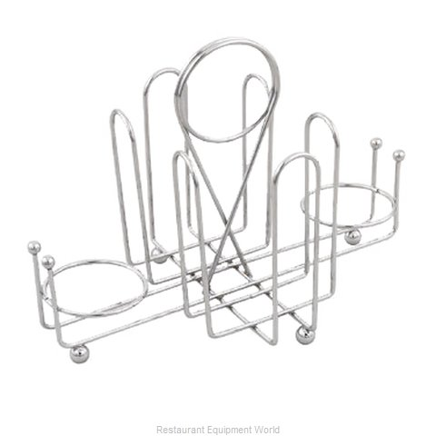 Alegacy Foodservice Products Grp 188 Condiment Caddy, Rack Only