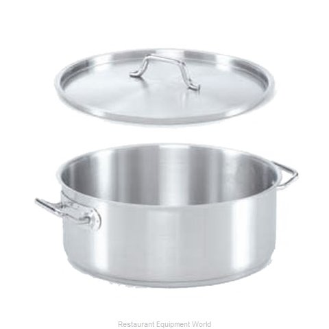 Alegacy Foodservice Products Grp 21SSBR25 Brazier Pan (Magnified)