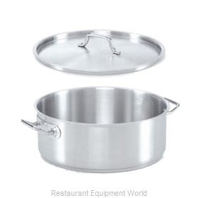 Alegacy Foodservice Products Grp 21SSBR25 Brazier Pan