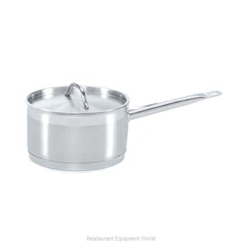 Alegacy Foodservice Products Grp 21SSSP10-S Induction Sauce Pan