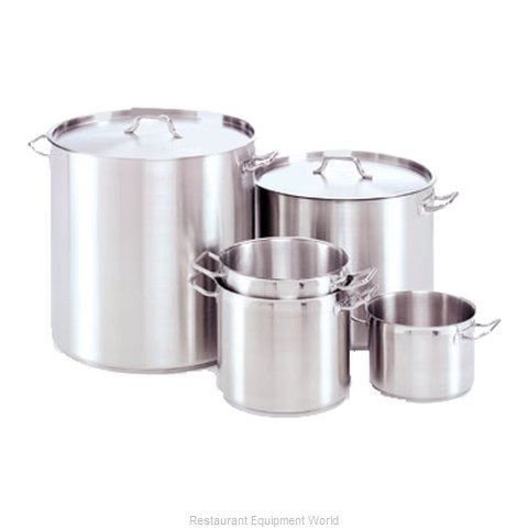 Alegacy Foodservice Products Grp 21SSSP8 Induction Stock Pot