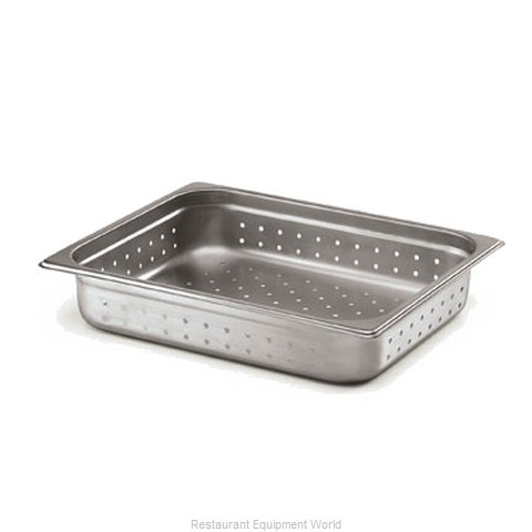 Alegacy Foodservice 22004P-S Steam Table Food Pan Stainless