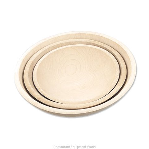 Alegacy Foodservice Products Grp 22123 Bowl Wood