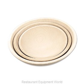 Alegacy Foodservice Products Grp 22124 Bowl, Wood
