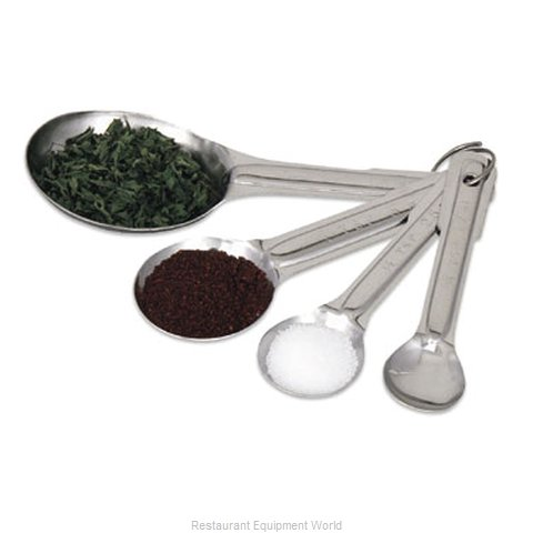 Alegacy Foodservice Products Grp 2314 Measuring Spoons