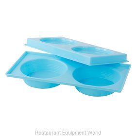 Alegacy Foodservice Products Grp 497FBC Tray, Compartment, Plastic