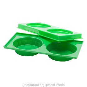 Alegacy Foodservice Products Grp 497FGC Tray, Compartment, Plastic