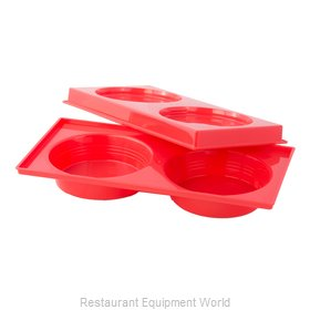 Alegacy Foodservice Products Grp 497FRC Tray, Compartment, Plastic