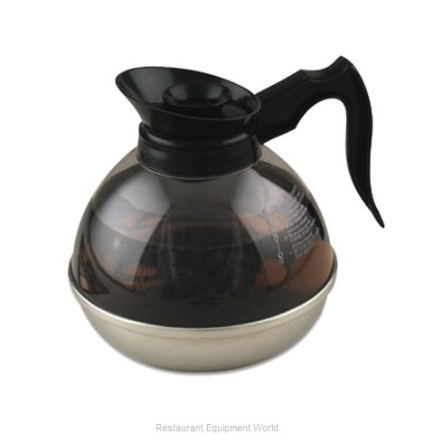 Alegacy Foodservice Products Grp 50982 Coffee Decanter Plastic