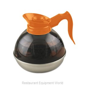 Alegacy Foodservice Products Grp 50982D Coffee Decanter Plastic