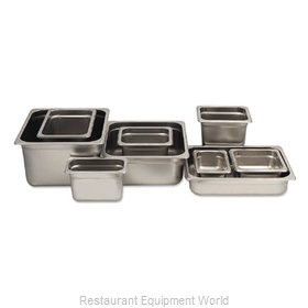Alegacy Foodservice Products Grp 55002 Steam Table Pan, Stainless Steel