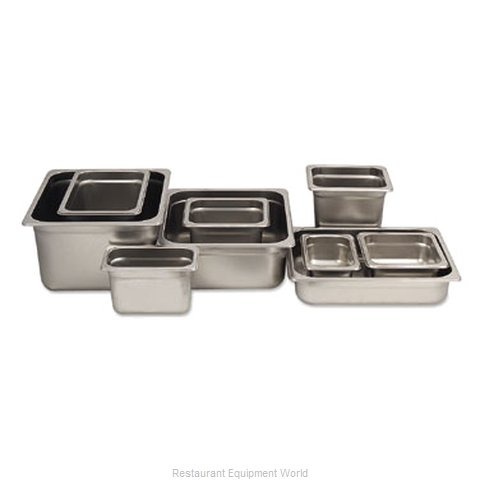 Alegacy Foodservice Products Grp 55232 Steam Table Pan, Stainless Steel