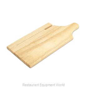 Alegacy Foodservice Products Grp 5814S Cutting Board, Wood