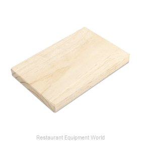 Alegacy Foodservice Products Grp 691 Cutting Board, Wood