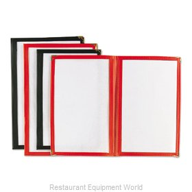Alegacy Foodservice Products Grp 712BL Menu Cover