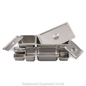 Alegacy Foodservice Products Grp 8002 Steam Table Pan, Stainless Steel