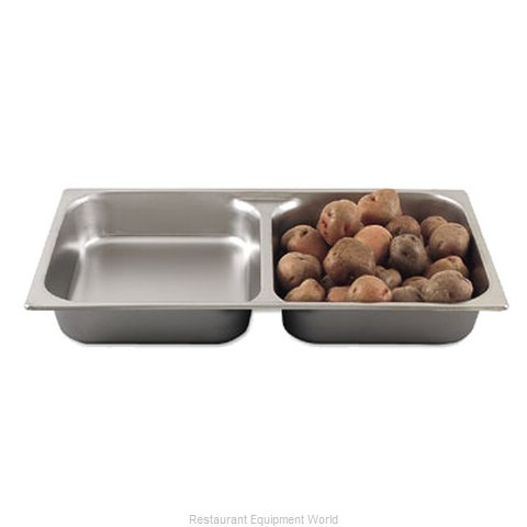 Alegacy Foodservice 8002DV-S Steam Table Food Pan Stainless
