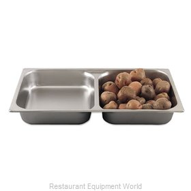 Alegacy Foodservice Products Grp 8002DV Steam Table Pan, Stainless Steel