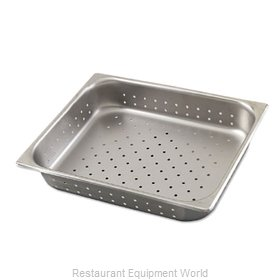Alegacy Foodservice Products Grp 8002P Steam Table Pan, Stainless Steel
