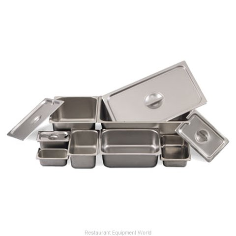 Alegacy Foodservice Products Grp 8006 Steam Table Pan, Stainless Steel