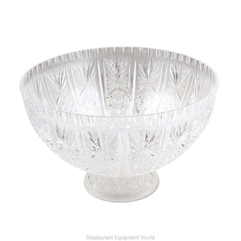 Alegacy Foodservice Products Grp 9981 Punch Bowl Plastic