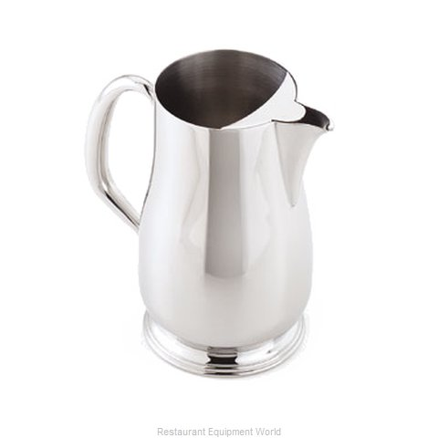 Alegacy Foodservice Products Grp AL1150 Pitcher Server Stainless Steel