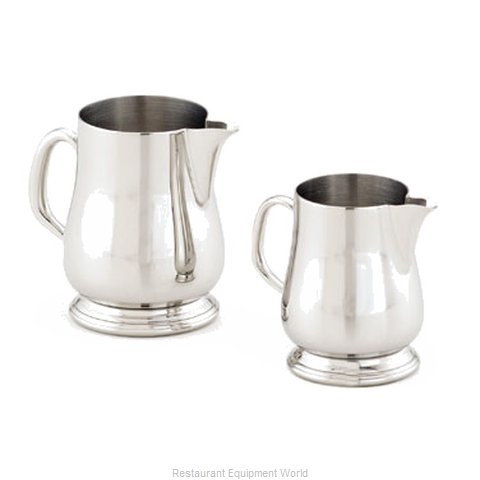 Alegacy Foodservice Products Grp AL1170-S Creamer Stainless Steel