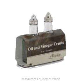 Alegacy Foodservice Products Grp AL2600S Oil & Vinegar Cruet Set