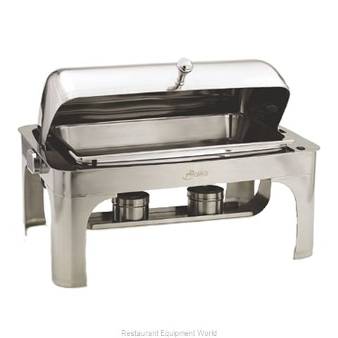 Alegacy Foodservice Products Grp Al500ae Chafing Dish Roll Top Chafer