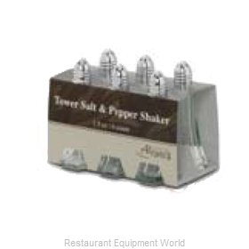 Alegacy Foodservice Products Grp AL6158S Salt / Pepper Shaker