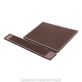 Alegacy Foodservice Products Grp BD1218BR Bar Mat